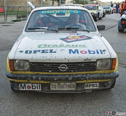 Opel Kadett GT/E - Sanremo Rallye Storico 2019