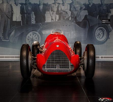 Alfa Romeo Tipo 158 - Alfa Romeo Museum