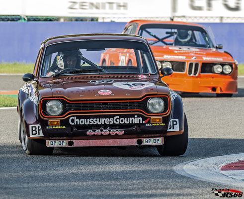 Ford Escort 1600 RS - Monza Historic 2019 - Peter Auto