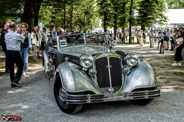 Horch 853 A Sportcabriolet