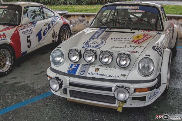 Porsche 911 SC - Sanremo Rallye Storico 2019
