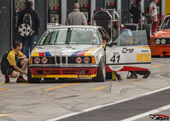 BMW 635 CSI - Heritage Touring Cup - Monza Historic 2019