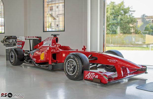 Ferrari F60 - Enzo Ferrari Museum Modena