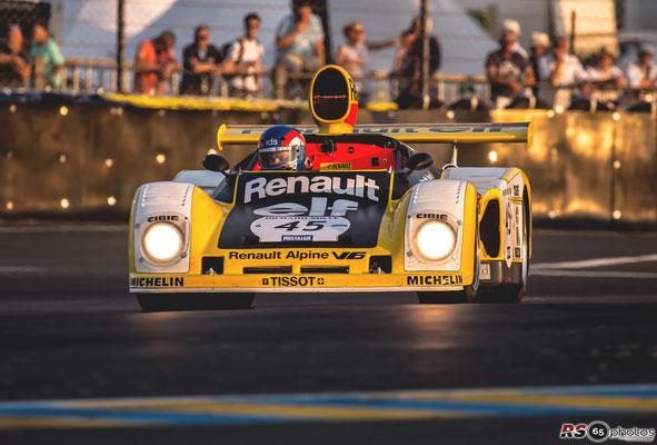 Alpine Renault A 443 - Le Mans Classic 2018