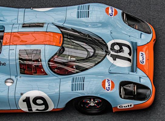 Porsche 917 - ROFGO Gulf Heritage Collection