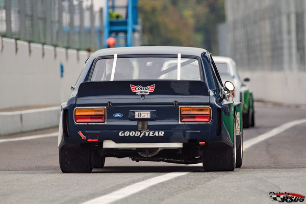 Ford Capri 3100 RS - Monza Historic 2019 - Peter Auto