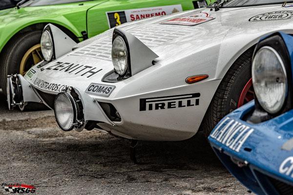 Erik Comas - Lancia Stratos