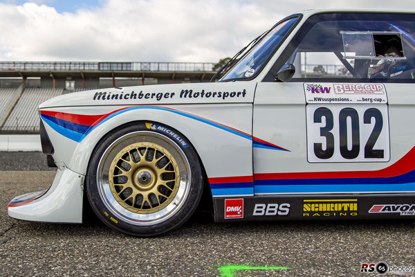BMW 2002 - Mario Minichberger - KW Berg-Cup - Hockenheimring 2021