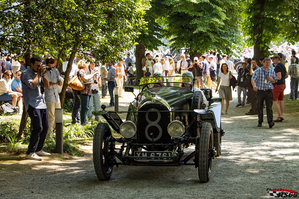 Bentley 3 Litre 1922