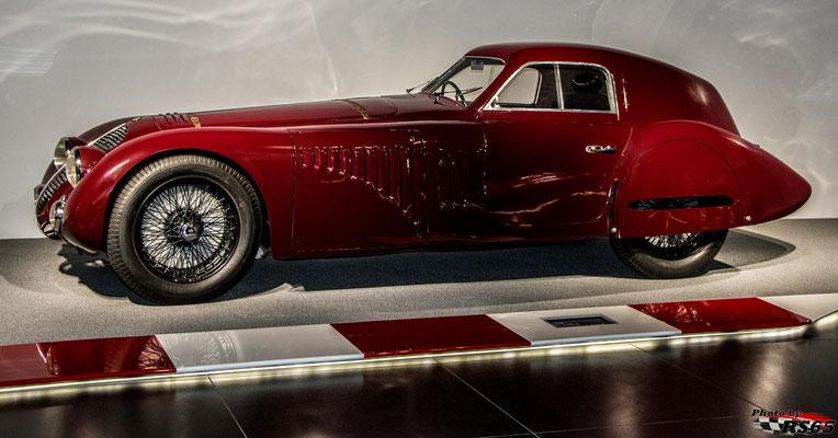 Alfa Romeo C2900 B Speciale Le Mans - Alfa Romeo Museum