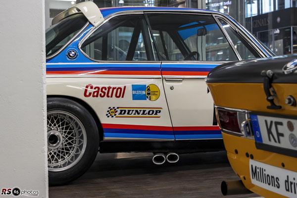 BMW 3.5 CSL - 50 Jahre BMW 3.0 CSL