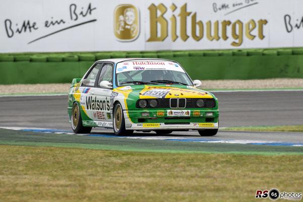 BMW M3 E30 - Sjaco Griffioen - FHR Spring Classic - Hockenheimring 2021