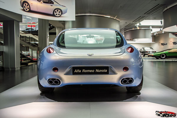Alfa Romeo Nuvola - Alfa Romeo Museum