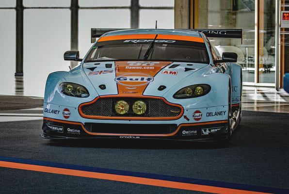 Aston Martin Vantage GTE - ROFGO Gulf Heritage Collection