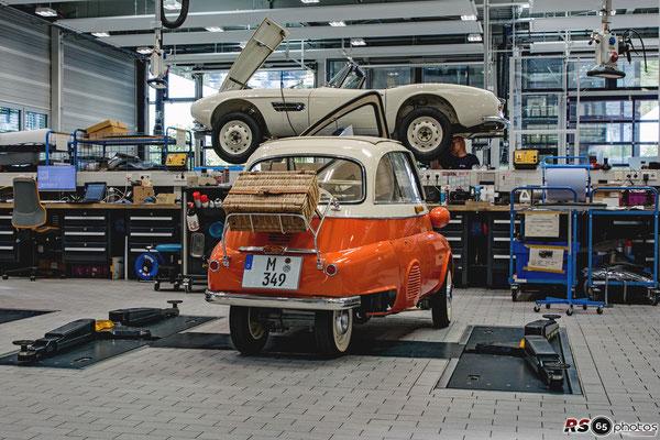 BMW Classic Center
