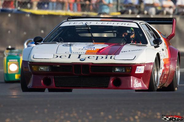 BMW M1 Procar - Le Mans Classic 2018
