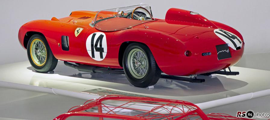 Ferrari 290 MM - Enzo Ferrari Museum Modena