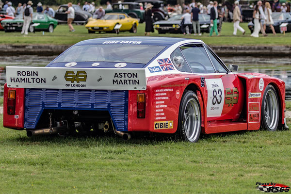 Aston Martin DBS V8 RHAM/1 - Chantilly Arts & Elegance Richard Mille 2019
