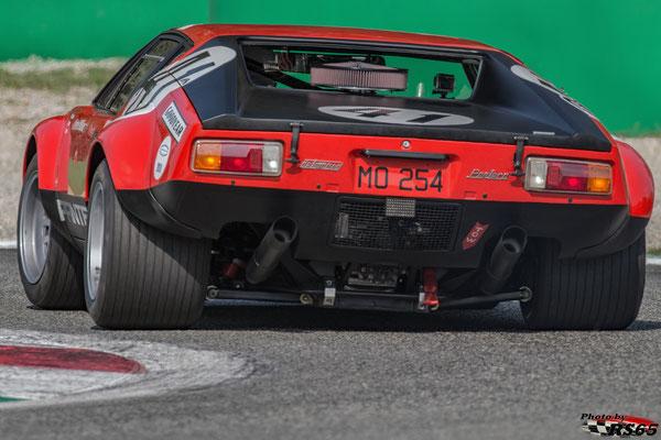 De Tomaso Pantera - Classic Endurance Racing I - Monza Historic 2019