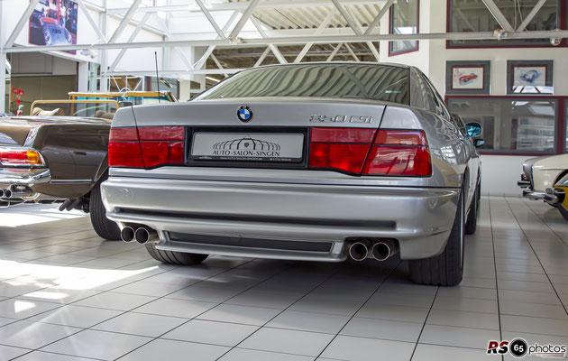 BMW 850 CSI / Auto-Salon-Singen