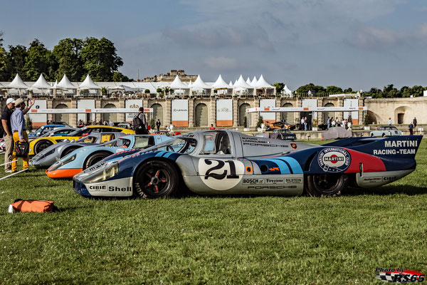 Porsche 917 LH - Chantilly Arts & Elegance Richard Mille 2019