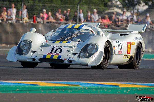 Porsche 917 LH - Le Mans Classic 2018