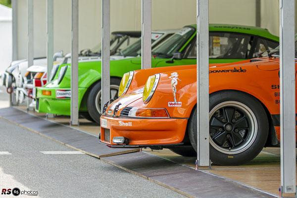 Porsche 911 2.8 RSR - Diethelm Horbach - Solitude Revival 2019