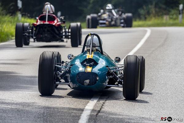 Brabham BT3 - Marc Rollinger - Solitude Revival 2019