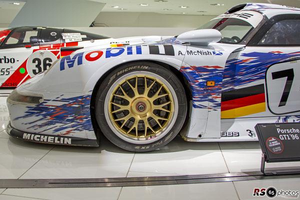 Porsche 911 GT1 1996 - Porsche Museum
