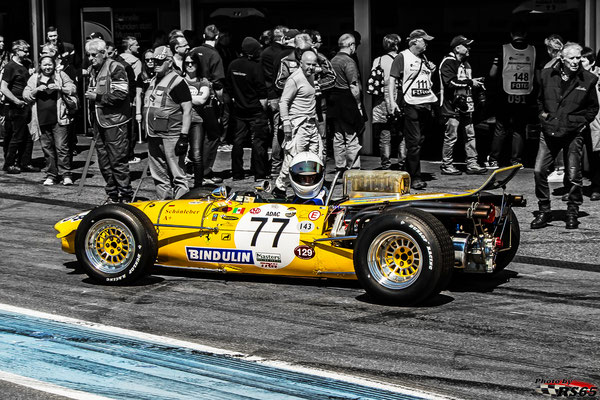 Hockenheim Historic 2017 - Das Jim Clark Revival