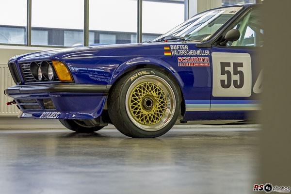 BMW 635 CSI - 50 Jahre BMW 3.0 CSL