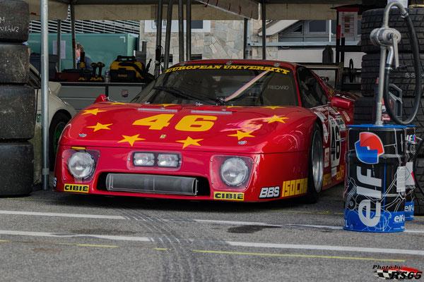 Ferrari 512 BB LM - Classic Endurance Racing II  - Monza Historic 2019