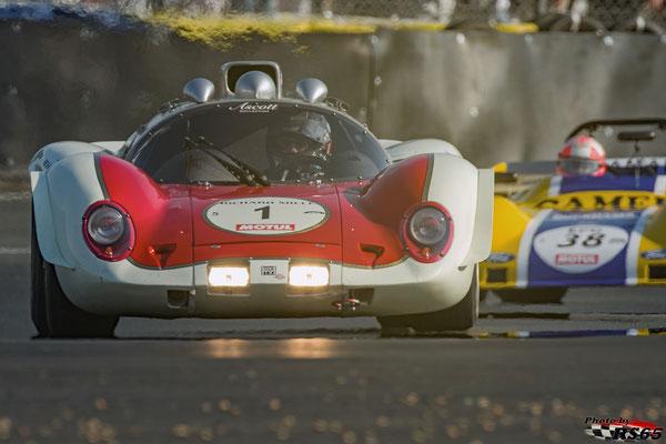 Howmet TX - Le Mans Classic 2018
