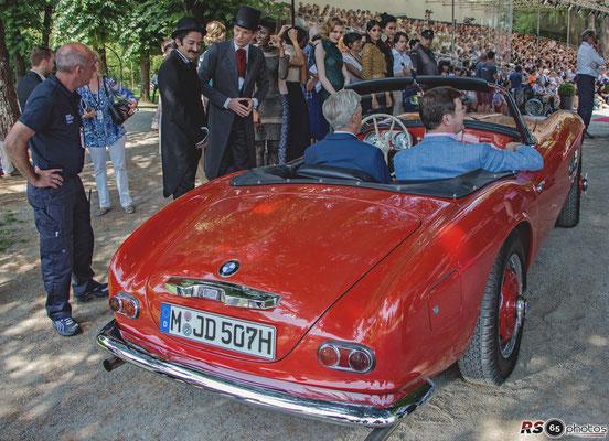 BMW 507 - Concorso d'Eleganza Villa d'Este