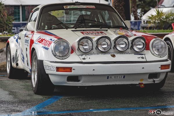 Porsche 911 SC RS - Sanremo Rallye Storico 2019