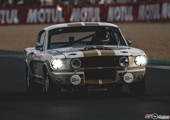 Shelby Mustang 350 GT - Le Mans Classic 2018