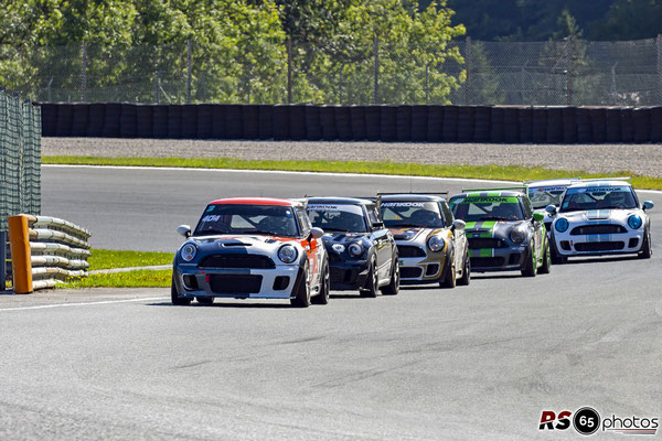 Mini Cooper Cup - Histo Cup - Bosch Race - Salzburgring 2021