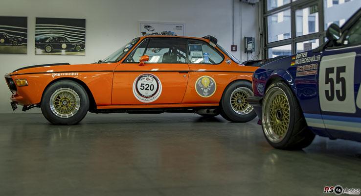 BMW Alpina 3.0 CSL - 50 Jahre BMW 3.0 CSL