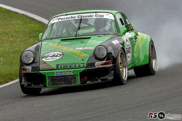 Porsche 911 2,8 RSR - Maximilian Detterbeck - Histo Cup - Bosch Race - Salzburgring 2021