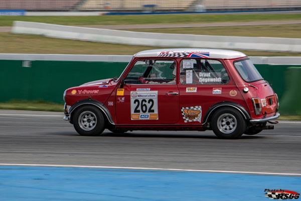 Mini Cooper - Kampf der Zwerge - Hockenheimring 2018