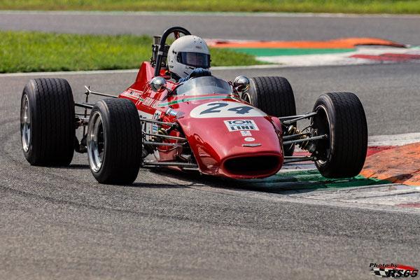 Chevron B15 - Coppa Geki Russo - Monza Historic 2019