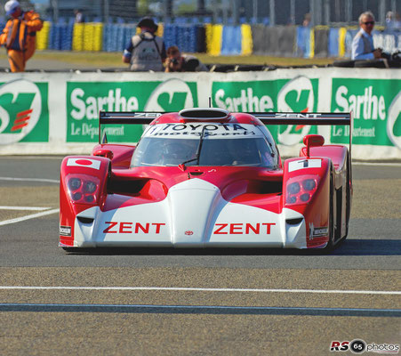 Toyota TS020 GT-One LM GTP - Le Mans Classic 2018
