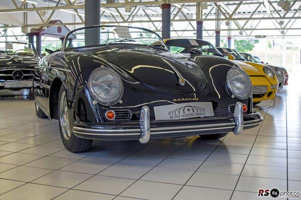 Porsche 356 A 1600 Speedster / Auto-Salon-Singen