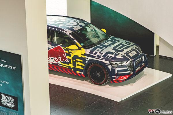 Audi e-tron Streif - 40 Jahre Audi quattro