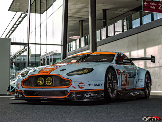 Aston Martin Vantage GTE - ROFGO Collection - Retro Classics Stuttgart 2020