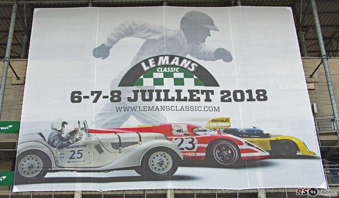 Le Mans Classic 06.07. - 08.07.2018