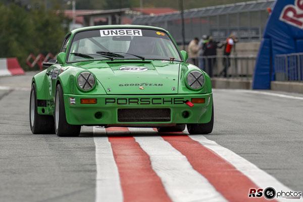 Porsche 911 RS - Stephan Jocher - Histo Cup - Bosch Race - Salzburgring 2021