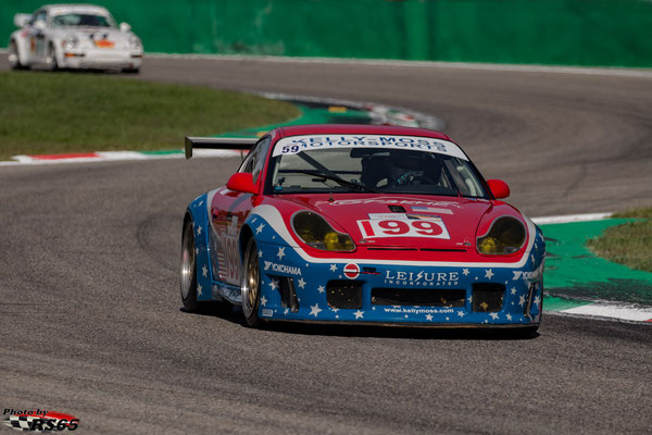 Porsche 996 GT3 RS - Endurance Racing Legends  - Monza Historic 2019