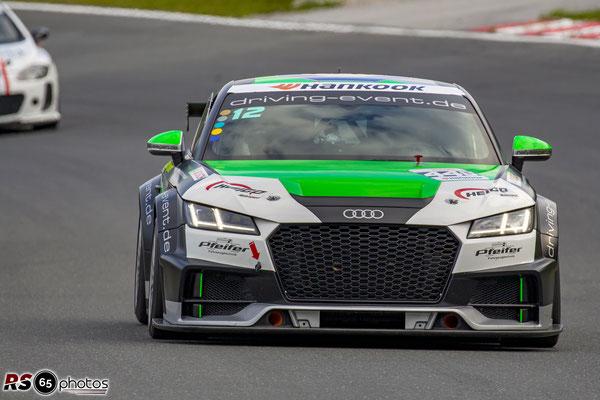 Audi TT RS - Reini Sampl - Histo Cup - Bosch Race - Salzburgring 2021
