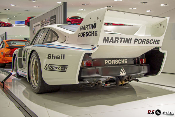 Porsche 935 - Porsche Museum